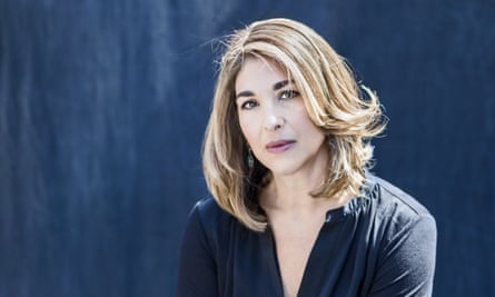 Naomi Klein at her home in Toronto