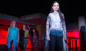 Ian MacNeil's set design for Medea.