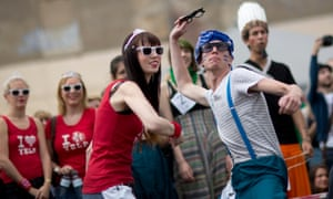 Hipster Olympics, Berlin, 2012