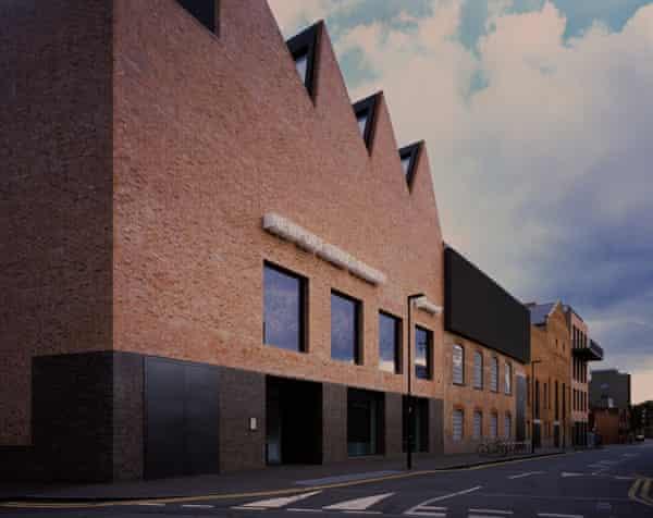 Damien Hirst's Newport Street Gallery in south London.