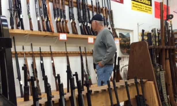 The Roseburg Gun Shop