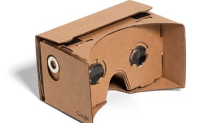 Google Cardboard VR headset: more than a million are to be sent to New York Times subscribers