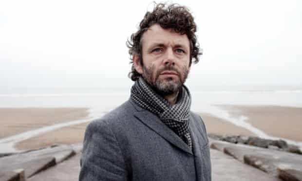 Michael Sheen in his home town of Port Talbot.