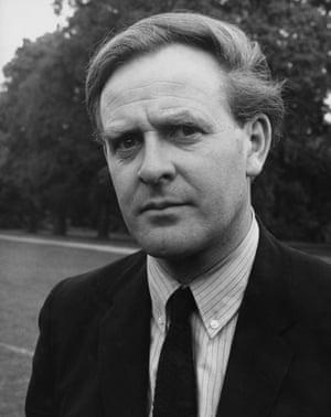 John le Carre circa 1968.