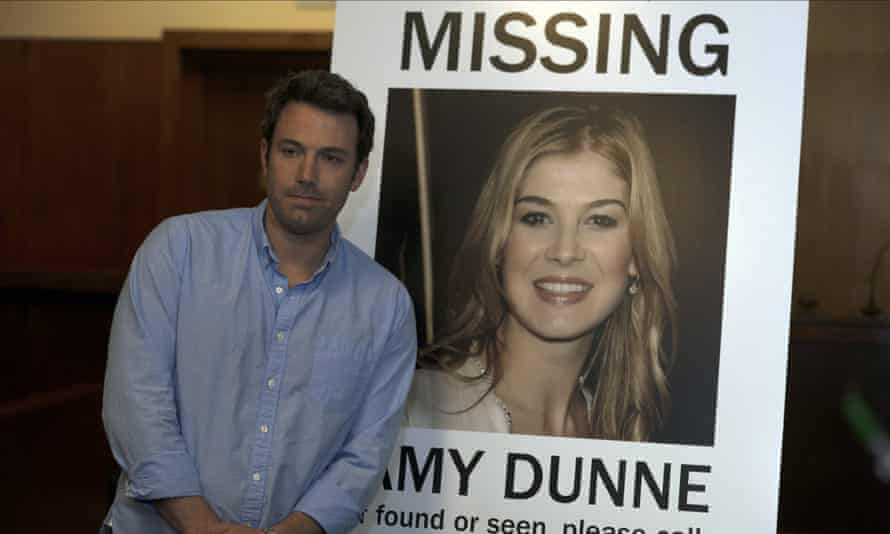 Bad through and through … Gone Girl's Amy Dunne.