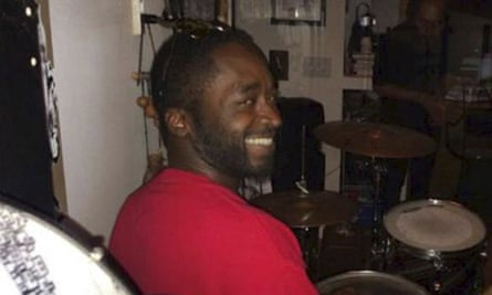 Corey Jones, who was shot dead by a plainclothes police officer on a highway exit ramp in Florida.