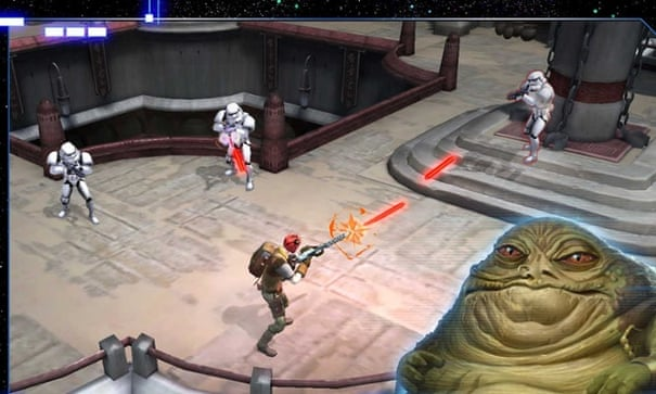Ten of the best Star Wars apps and games   Technology   The
