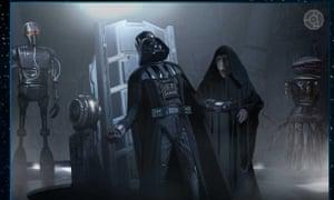 Star Wars Journeys: Beginnings.
