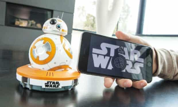 BB-8 App Enabled Droid Powered by Sphero.