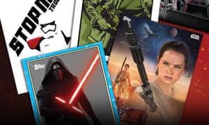 Star Wars: Card Trader.