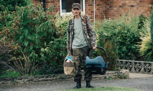 'I feel like I'm doing something worthy': as new father Andy in Detectorists.