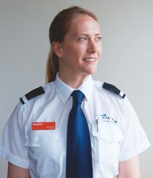 Photograph of cadet Amy Williams