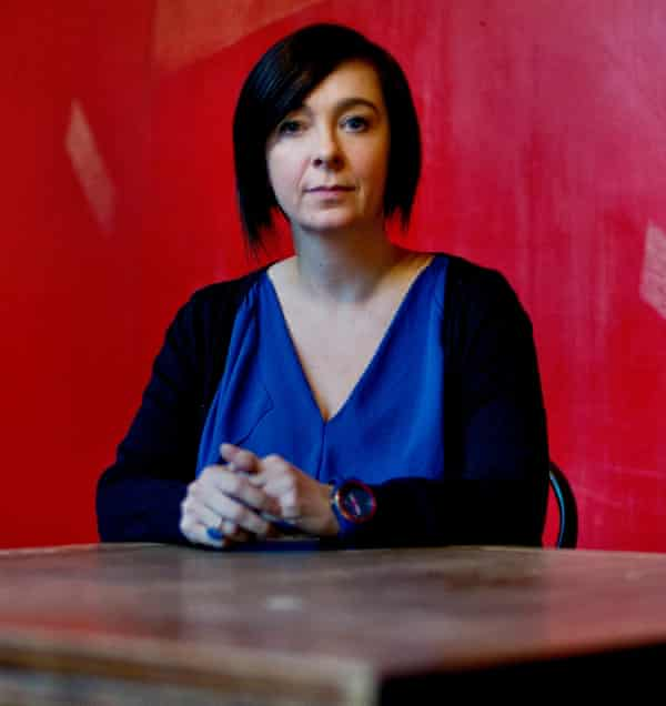 Vicky Featherstone at the Royal Court.