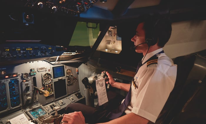 Sky high: who'd be an airline pilot today? | Money | The