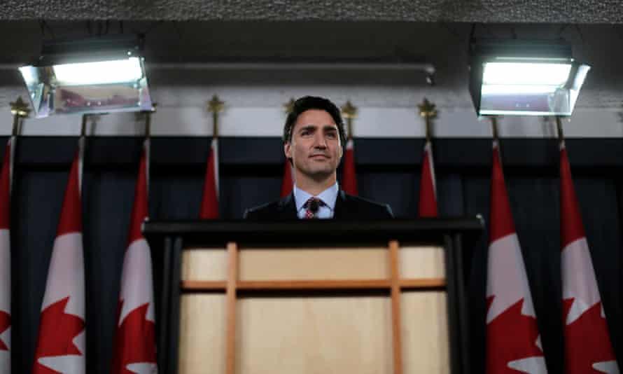Trudeau 20 Oct
