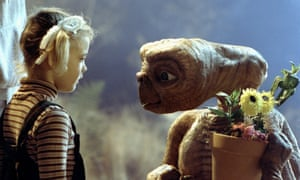 Drew Barrymore in ET