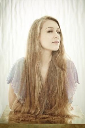 Musician Joanna Newsom