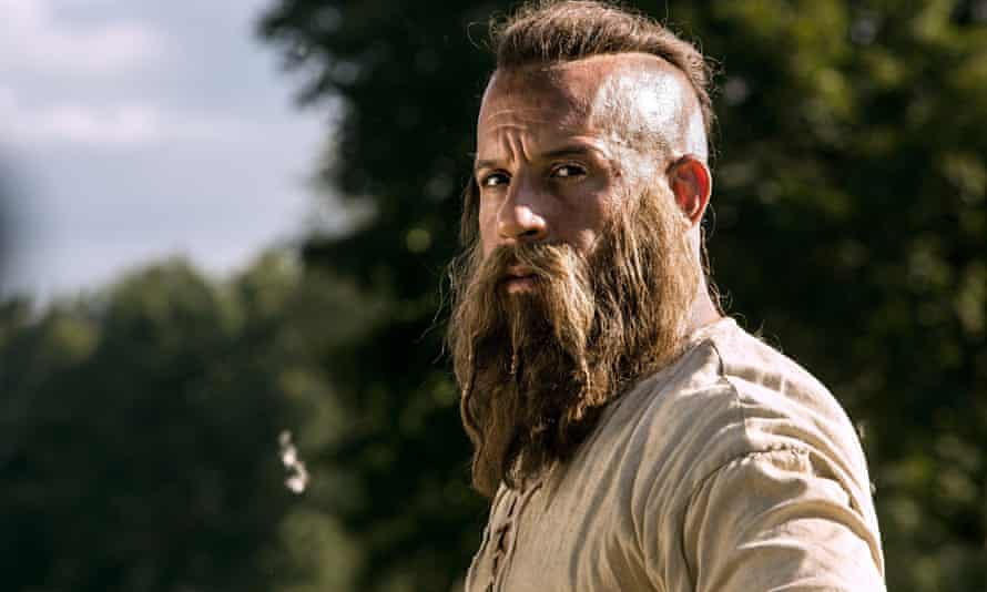 Vin Diesel in the 'formulaic romp' The Last Witch Hunter.