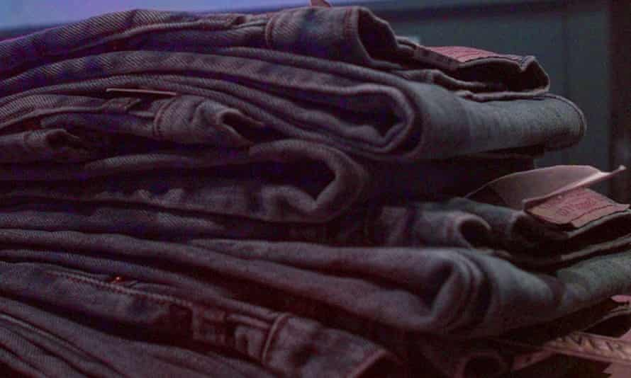 In the good old days there was just one kind of jeans ... Photograph: Ben Margot/AP