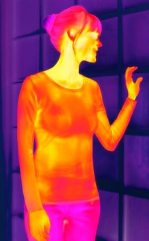 Warm glow: HeatTech