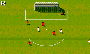 Sensible Soccer Special Boxings Big Hitters And Touchdown