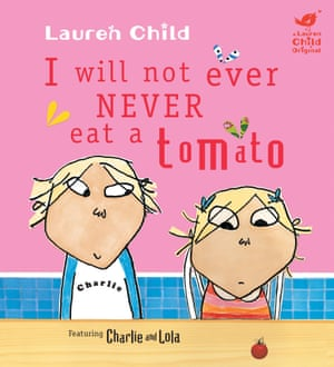 Charlie and Lola by Lauren Child: 'ALL kids should read this'.
