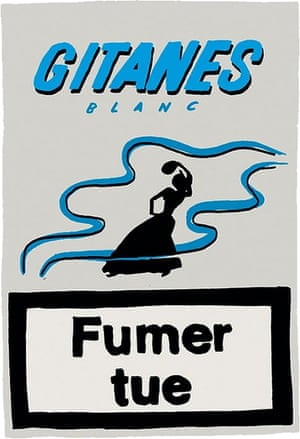 Illustration of Gitanes