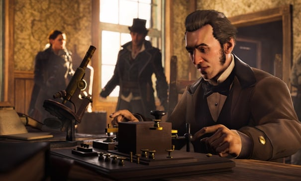Assassin's Creed: Syndicate review – a historical failure
