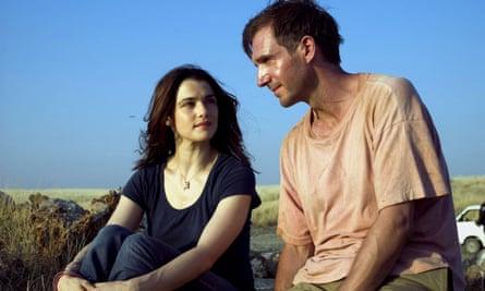 Rachel Weisz and Ralph Fiennes in the film adaptation of The Constant Gardener. Photograph: Allstar/Focus/Sportsphoto Ltd