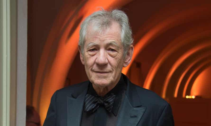 'I look at my acting with more concern than anybody else on the planet' - Ian McKellen
