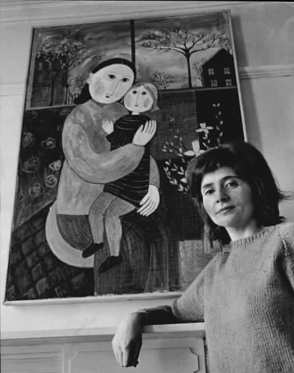 Dora Holzhandler in 1962