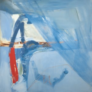 Soaring Flight, 1960 by Peter Lanyon.