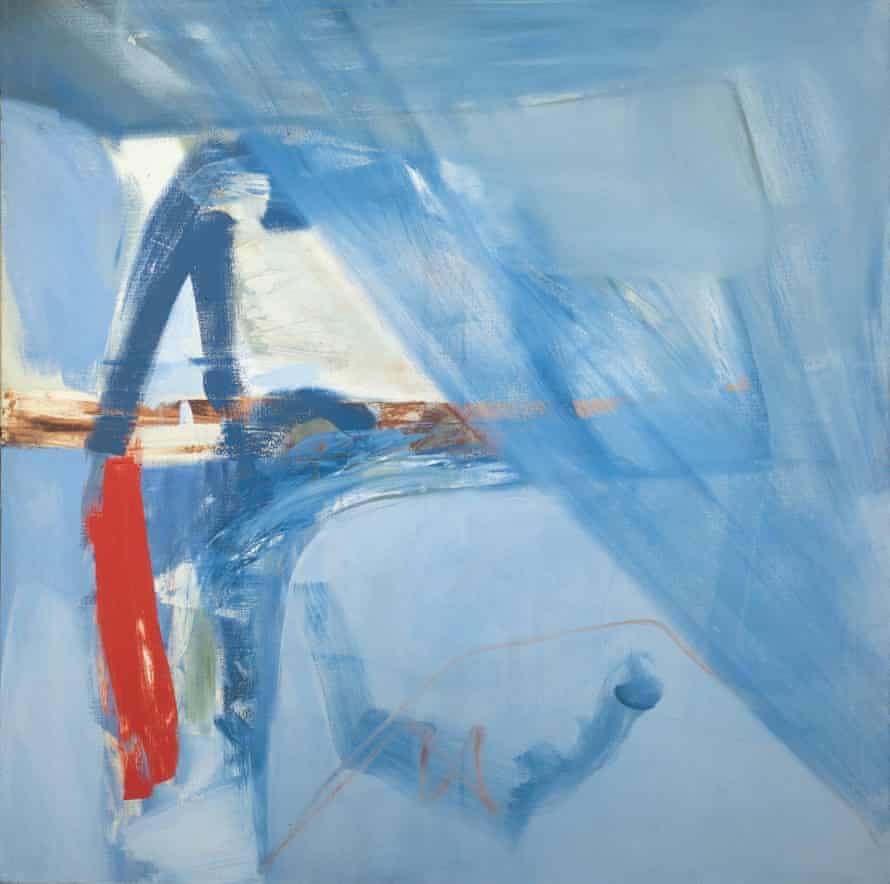 Soaring Flight, 1960 by Peter Lanyon.