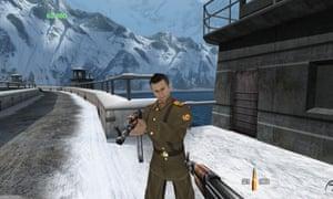 GoldenEye on N64: Miyamoto wanted to tone down the killing