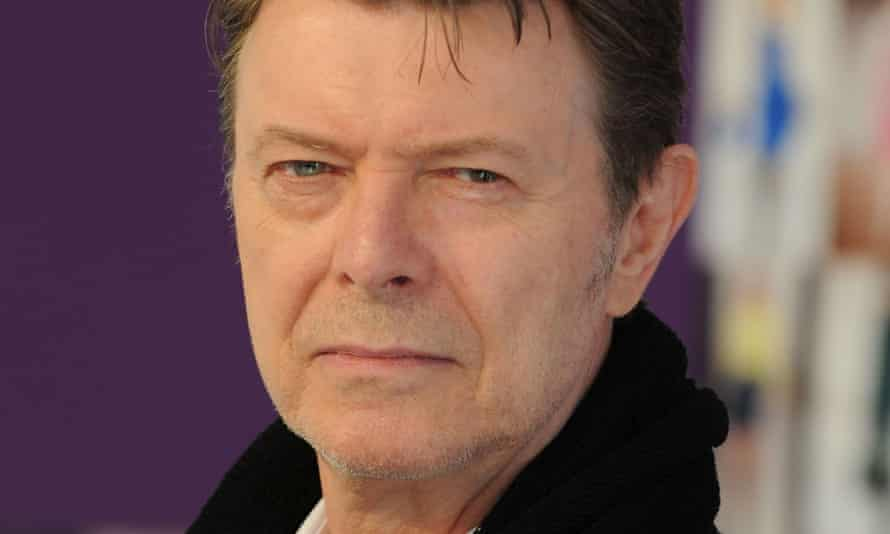 His oddest work yet? … David Bowie