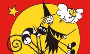 perfect halloween starter the meg and mog books by helen nicoll and jan pienkowski illustration jan pienkowski
