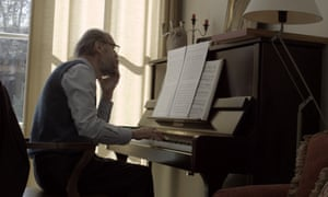 Arvo Pärt - still from Gunter Atteln's documentary The Lost Paradise