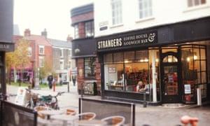 strangers cafe norwich