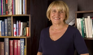 Lisa Jardine became chair of the Human Fertilisation and Embryology Authority in 2006. Photograph: Alex Macnaughton/Rex Shutterstock