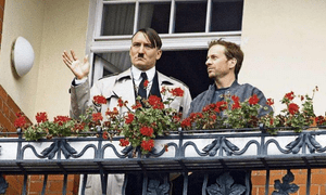 Hitler in Look Who's Back.