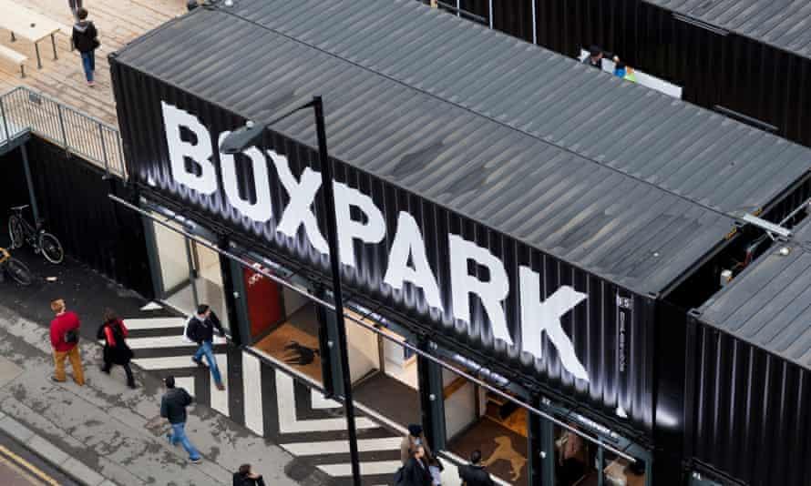 Boxpark, Shoreditch