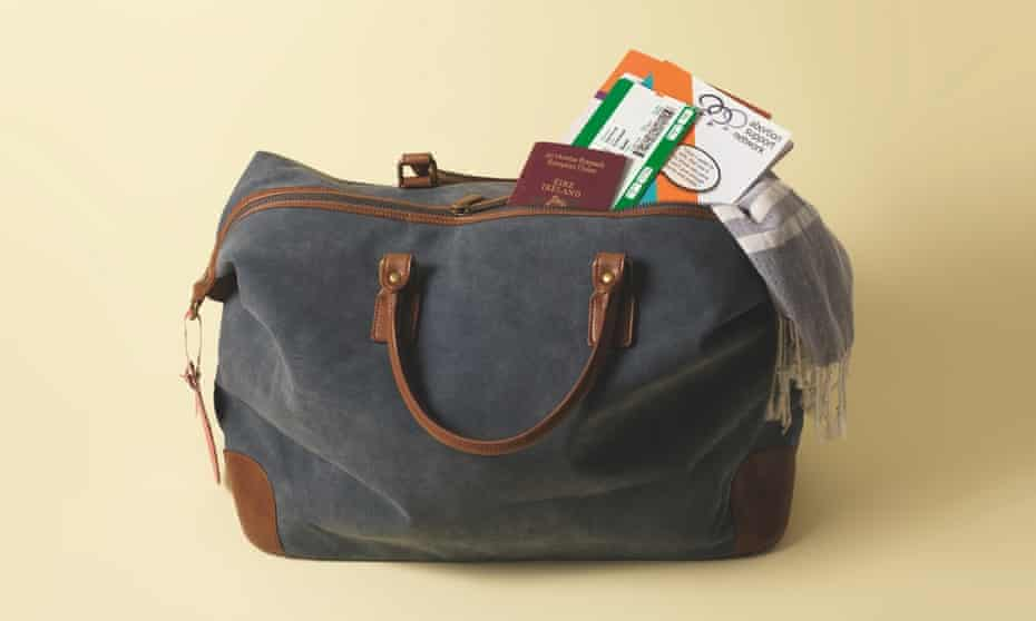 abortion bag packed
