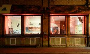 The Soup Kitchen Bar, Spear Street.