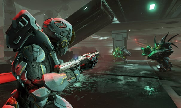 Halo 5: Guardians review – a competent campaign, but the multiplayer