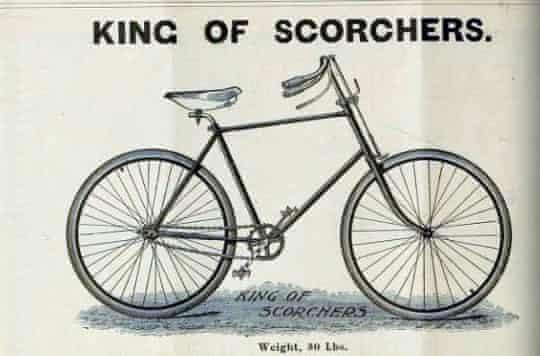 Bike Blog: king of scorchers