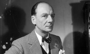 John Gielgud, pictured in 1950.