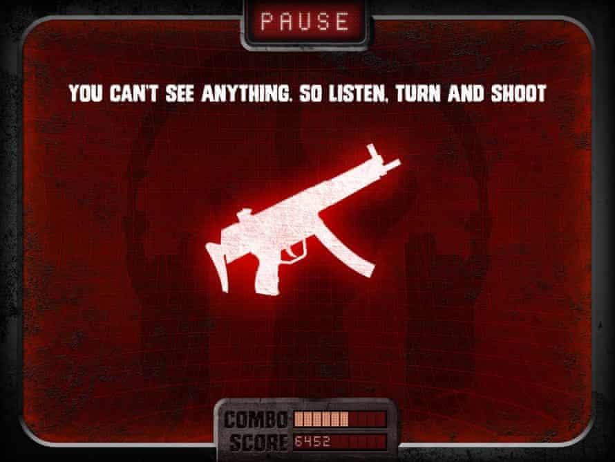 Audio Defence: Zombie Arena.
