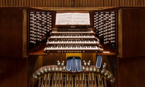 Choir, Positive, Great, Swell, Solo. The organ has got it all, from the tiniest keyboard to this restored beast with vast pipes at the Royal Festival Hall.