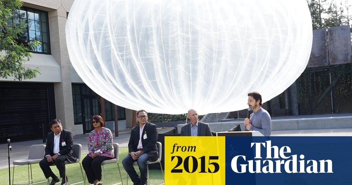 Google installing hundreds of internet-enabled balloons in
