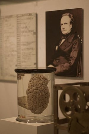 Babbage's brain on display at the Science Museum